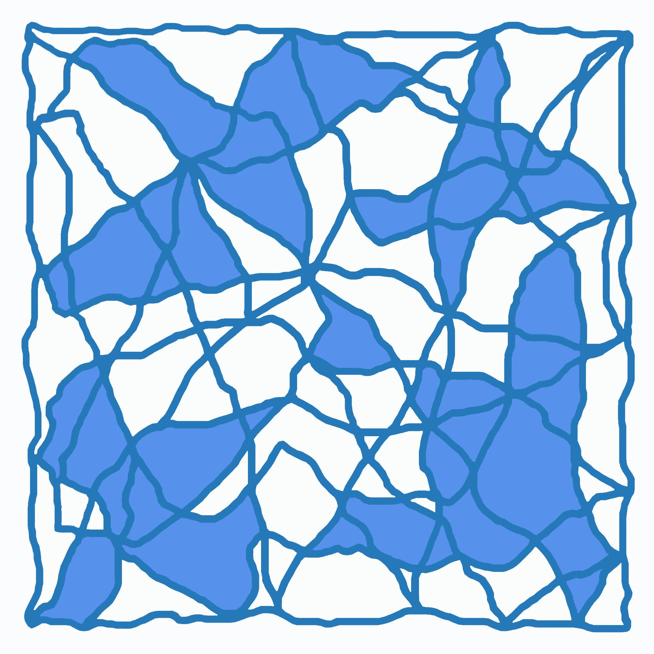Labyrinth 18b, Computergrafik, 2011
