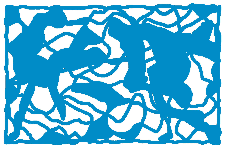 Labyrinth 19b, Computergrafik, 2011