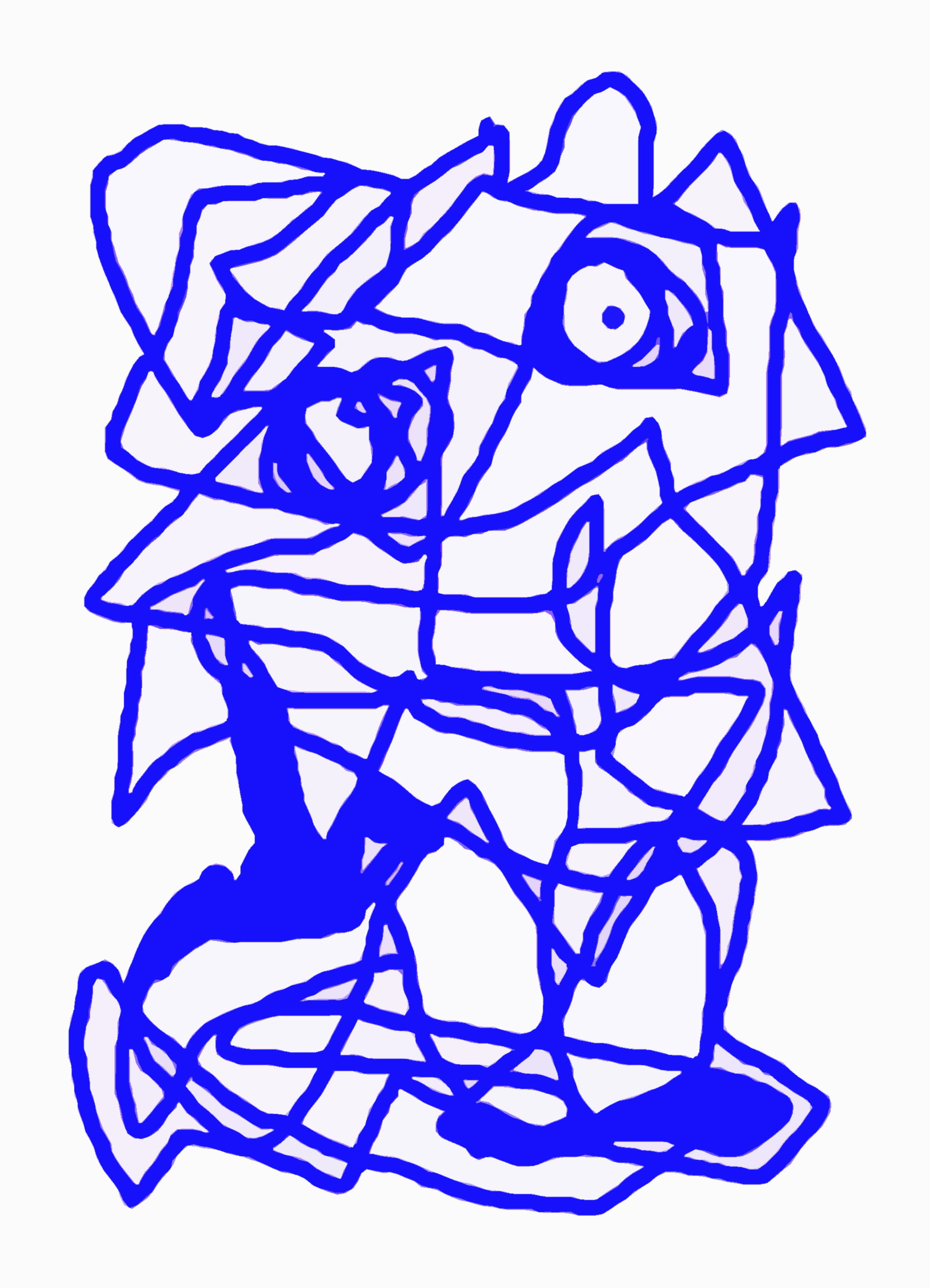 o.T. - 2004, Computergrafik