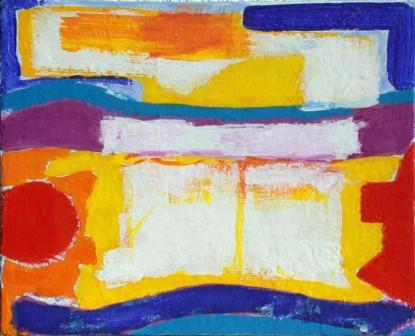 Add-cancel-add--4, 24x30cm, Acryl auf Leinwand, 2001