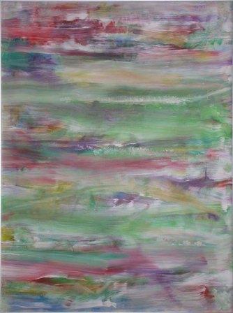 terreno 13, 80x60cm, Acryl-Karton, 1996
